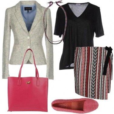 Outfit La mini etnica