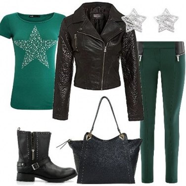 Outfit Stars and statz