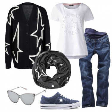 Outfit Una dolce stellina