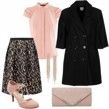 Outfit Completo da cocktail