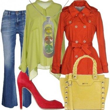 Outfit Il semaforo