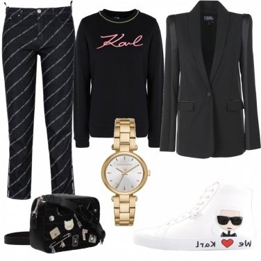 Outfit We love Karl
