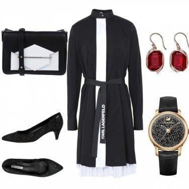 Outfit Un eleganza senza tempo