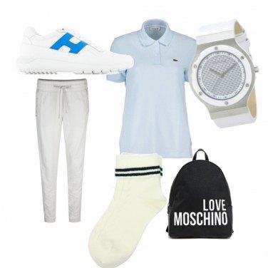Outfit Martedì sportivo