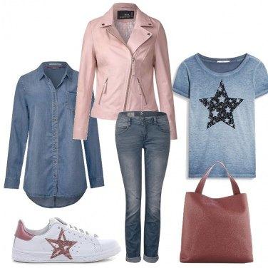 Outfit Mi illumino di stelle