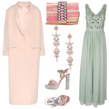 Outfit Look cerimonia