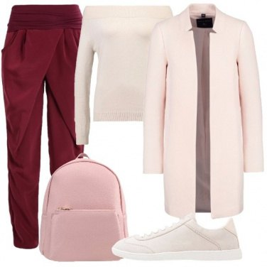 Outfit Comodità e classe