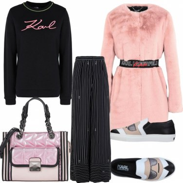 Outfit Tributo a KARL