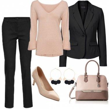 Outfit Pantalone e giacca