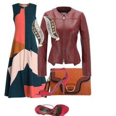 Outfit Colore calore