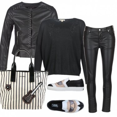 Outfit Karl Rock