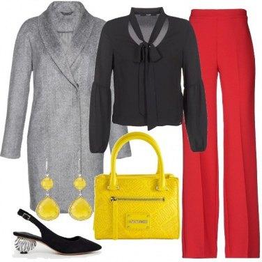 Outfit Tacco sferico