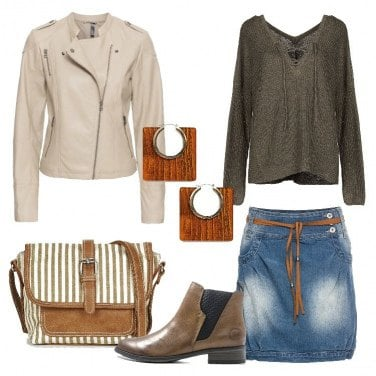 Outfit Uno stile tutto tuo
