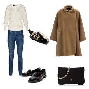 Outfit Basic, per il lavoro e tempo libero