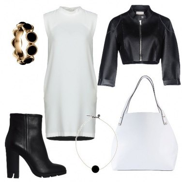 Outfit BasicBlack&White