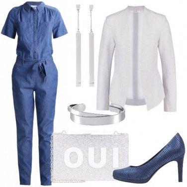 Outfit Non solo argento