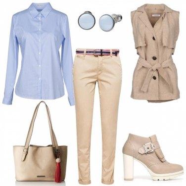 Outfit Verso la primavera
