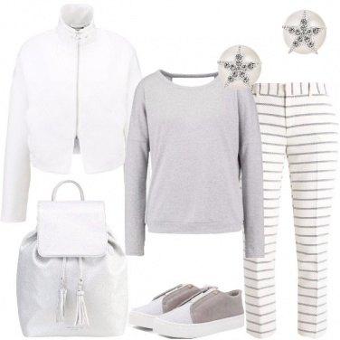 Outfit Ogni giorno con carattere