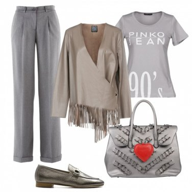 Outfit Fringed