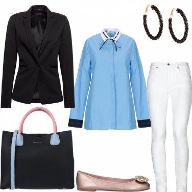 Outfit #mi vesto bene con poco di più #Denim#