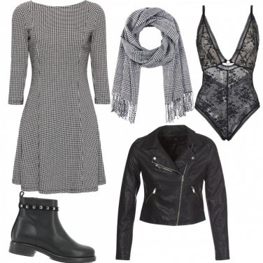 Outfit Casual e sexy