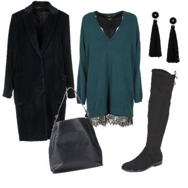 Outfit Trendy #4550