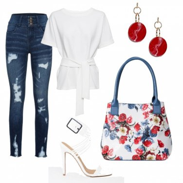 Outfit Basic con classe