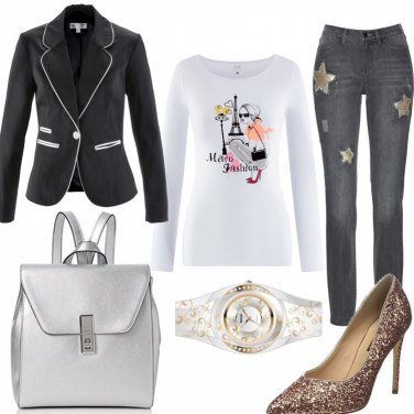 Outfit Etnico #344