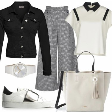 Outfit Basic #2458