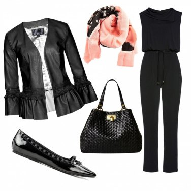 Outfit Black rock