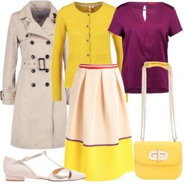 Outfit Io amo la primavera