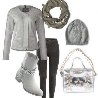 Outfit Rock #636
