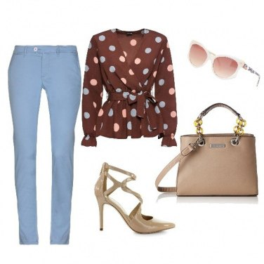 Outfit Brunch di lavoro