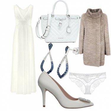 Outfit La regina delle nevi