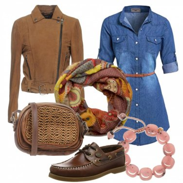 Outfit Aria primaverile