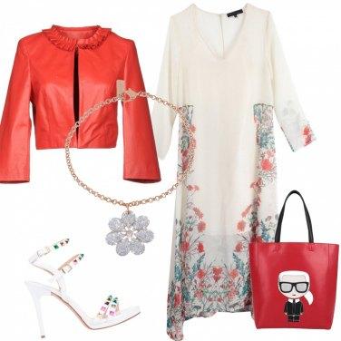 Outfit La shopper bag