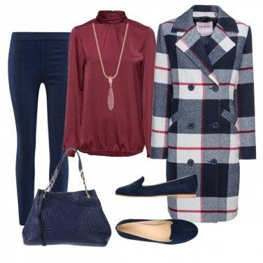 Outfit Il cappottino bon ton ma low cost