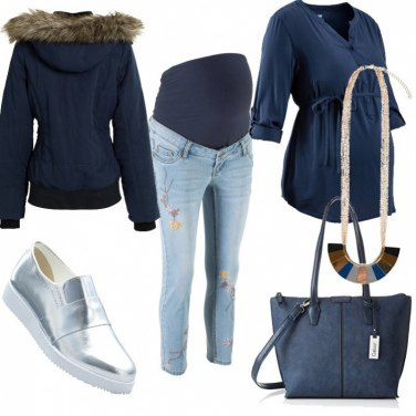 Outfit Mamma sportiva