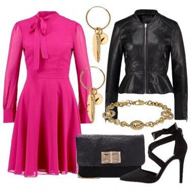 Outfit Eleganza fuori dagli schemi