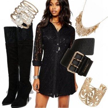 Outfit La diva del sabato sera (v.r.)