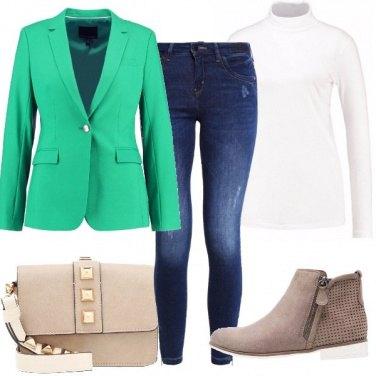 Outfit Semplice pomeriggio