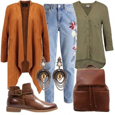 Outfit L\'etnico che piace