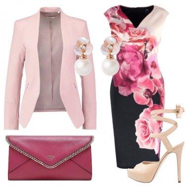 Outfit Deliziosamente fiorita