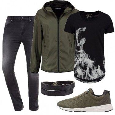 Outfit Ragazzo grintoso