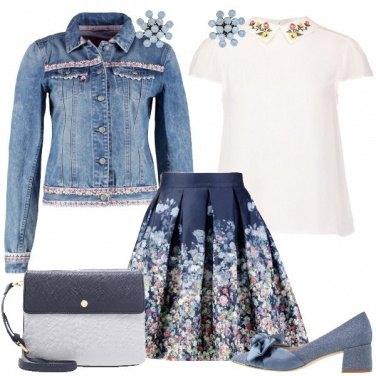 Outfit Il profumo dei fiori