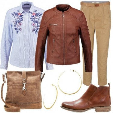 Outfit Country moderno