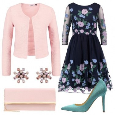 Outfit Cerimonia in grande stile