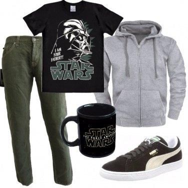 Outfit Un papa\' fanatico