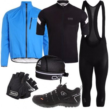 Outfit In sella