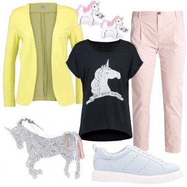 Outfit Passione unicorno